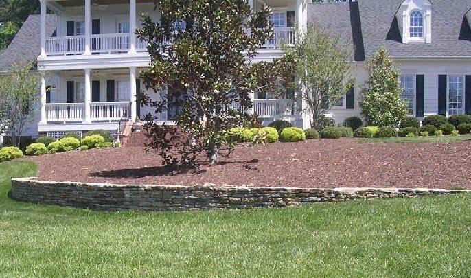 carlyklock diy landscaping the plan