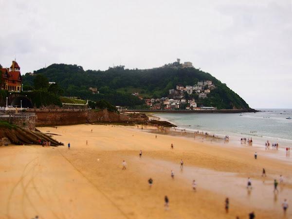 San Sebastián in Diorama