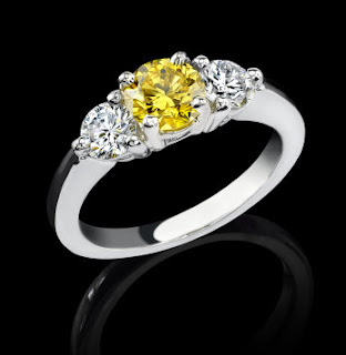 Expensive Yellow Diamond Wedding Rings Designs