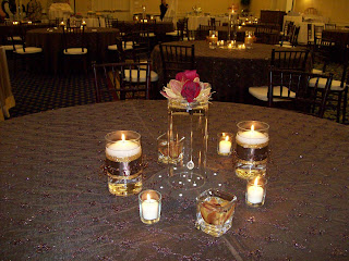 Elegant Diy Wedding Centerpieces
