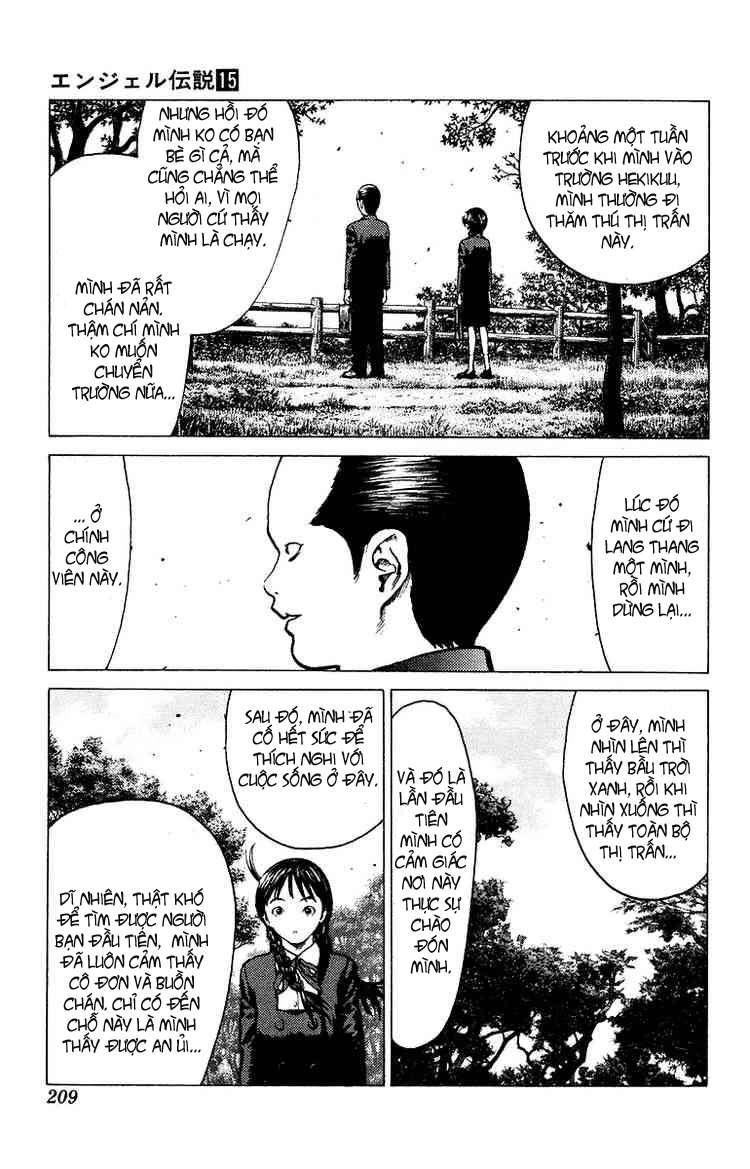 Angel Densetsu chap 83 - Trang 10
