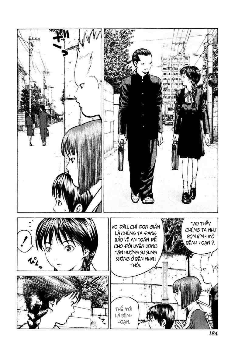 Angel Densetsu chap 82 - Trang 17