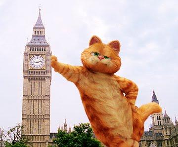 Garfield :D