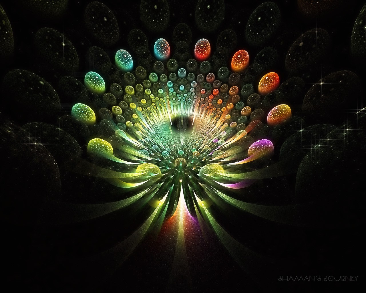 pictures beautiful black fractal art amazing funny