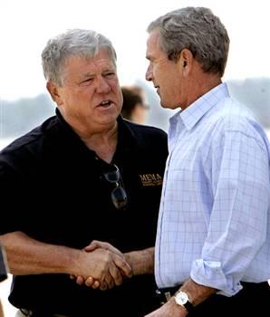 Haley and Bush