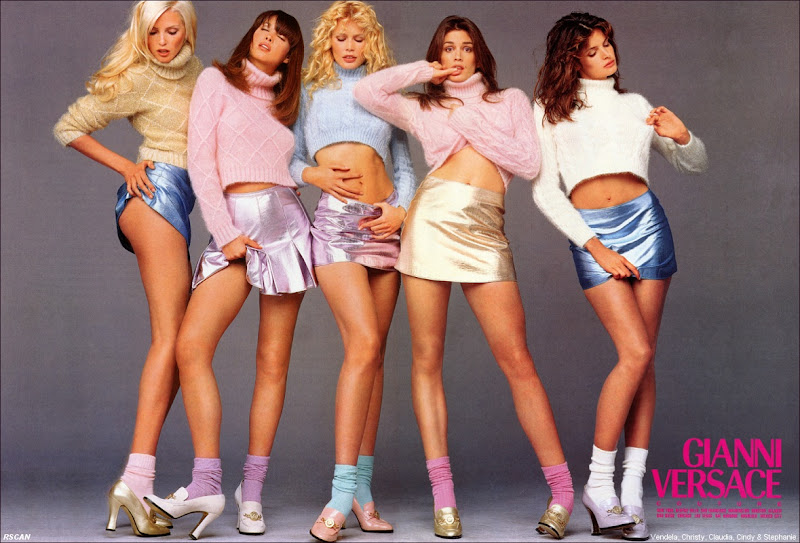 Beauty Through the Decades: 90's title=
