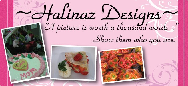 ~HALINAZ Designs~ : Unique blog header and template designs