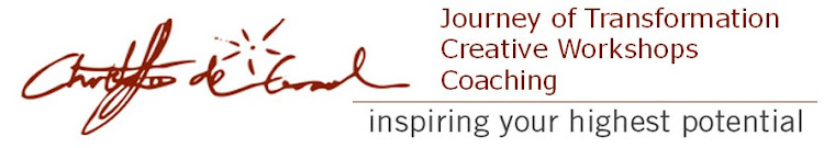 Inspire your highest potential  ~  Coaching  : Journey of Transformation : Creative Workshops