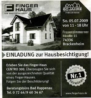 Bautagebuch Von Frank Und Karina Hausbesichtigung