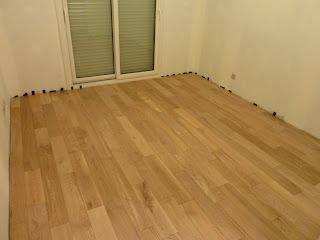 Notre maison en bois luant d cembre 2010 - Puces de plancher ...