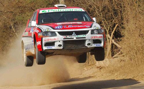 Próxima Fecha Rally Argentino - Bariloche  6 al 8 de noviembre