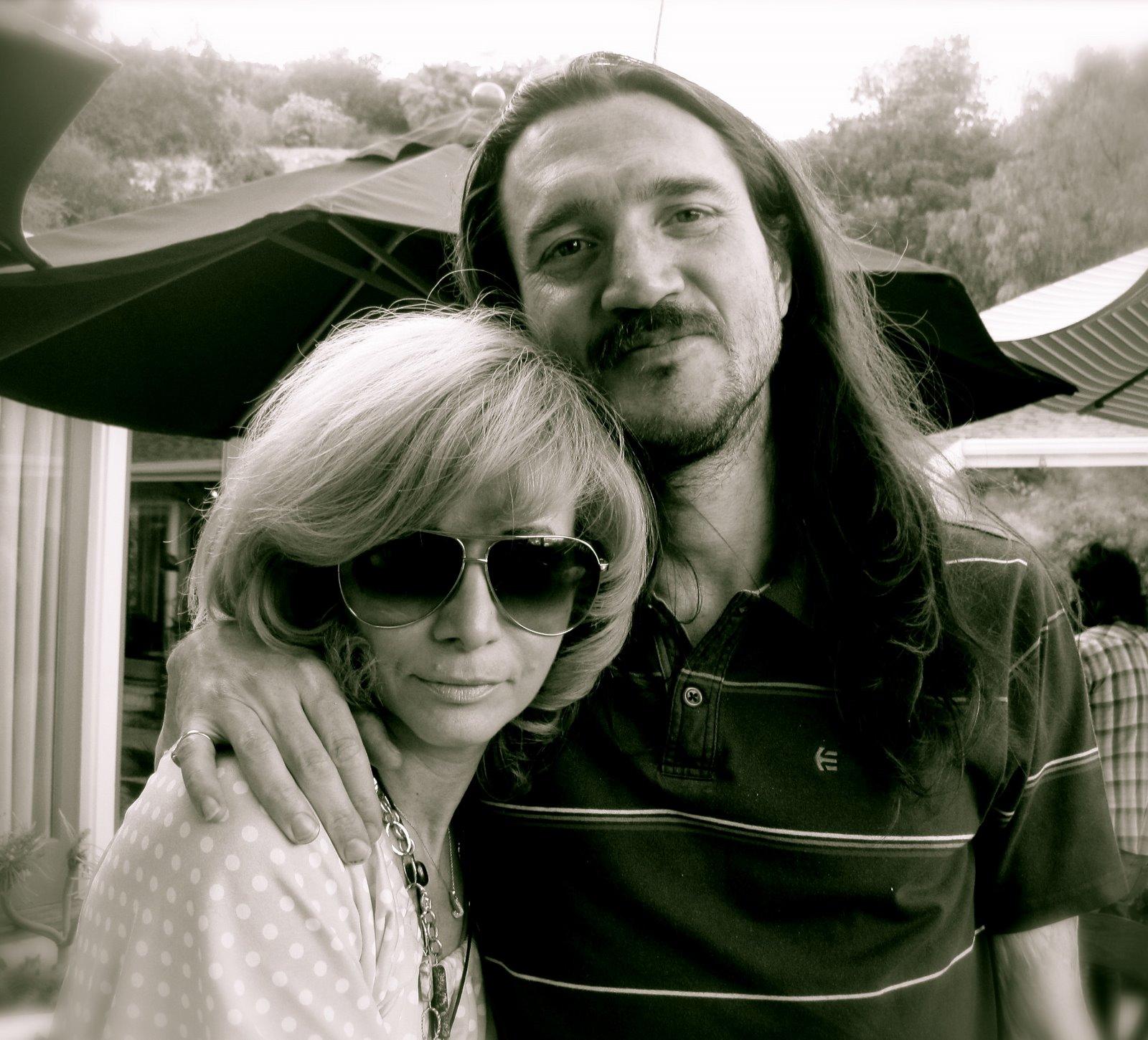 John Frusciante Nicole Turley