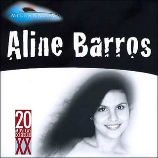 Download CD Aline Barros   Millenium