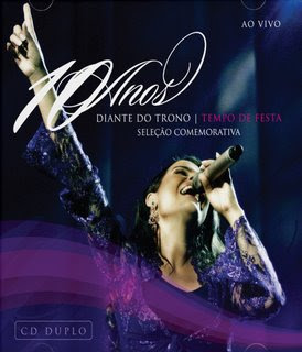 Diante do Trono - Tempo de Festa DT 10 (Cd 2)  2007