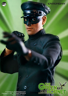 Enterbay S 1 6 Bruce Lee As Kato In Quot The Green Hornet Quot