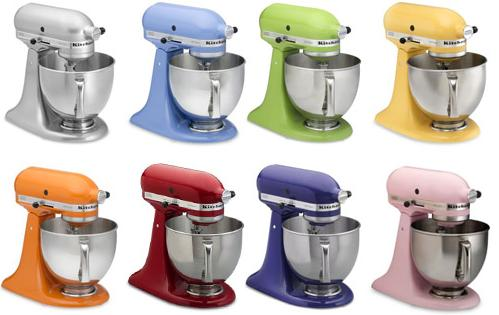 KITCHEN AID COLORS KITCHEN DESIGN PHOTOS