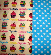Cupcakes e turquesa de poás