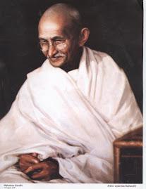 महात्मा गांधी : जीवन ही संदेश