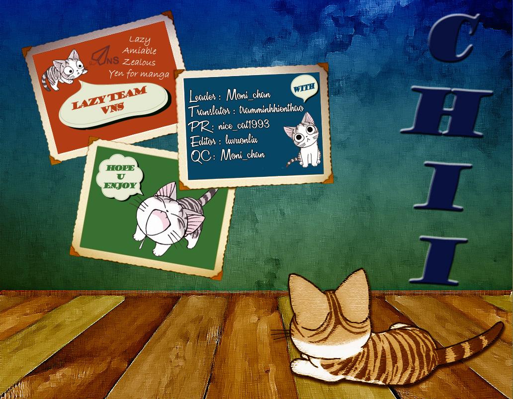 Chiis Sweet Home chap 25 - Trang 5