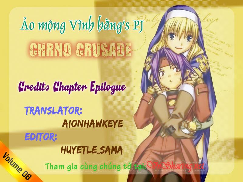 Chrono Crusade chap 59 - Trang 24