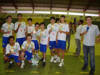 CAMPEÃO ESCOLAR MATOGROSSENSE 2010