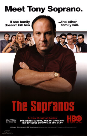 The Sopranos Season 1-6
