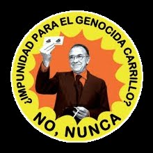 Impunidad para carrillo? NO, NUNCA!!