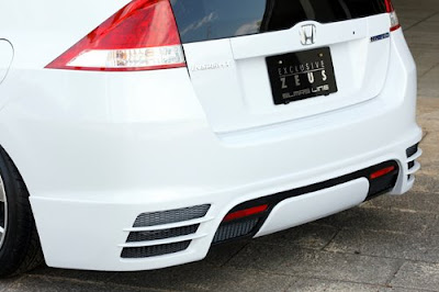 Honda Exclusive Zeus rear