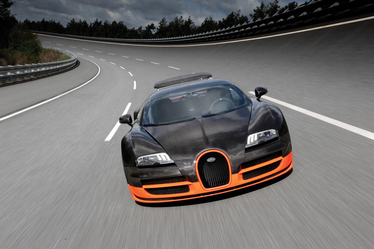 Top Gear New Bugatti Veyron Super Sport Top Speed Test mp