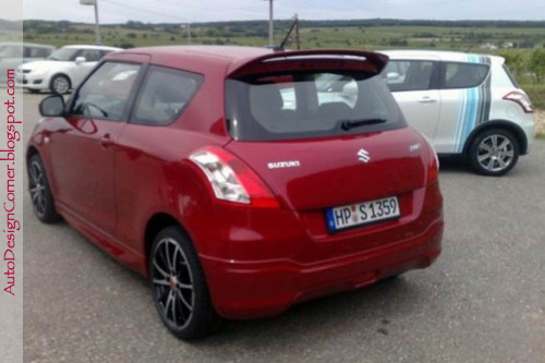 Black Suzuki Swift Modified. Suzuki+swift+sport+lack