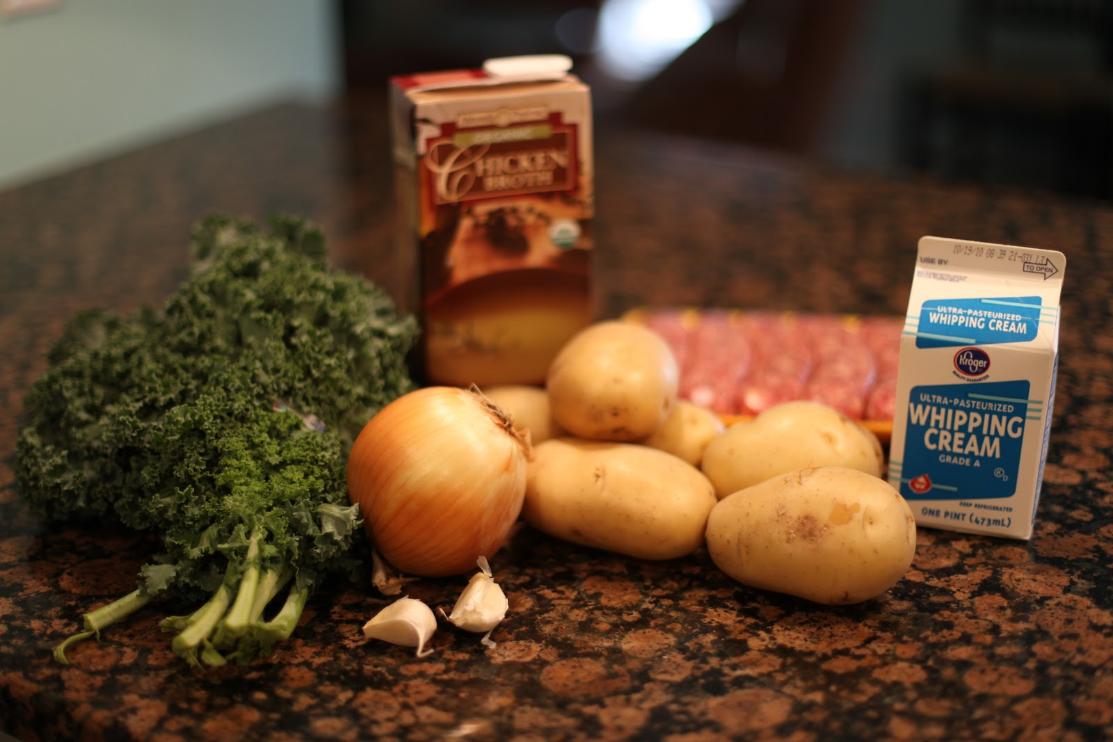 whitney loibner photography: what\'s for dinner.....Zuppa Toscana