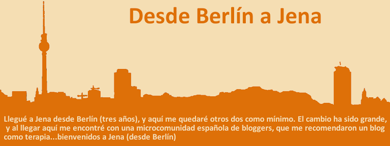 Desde Berlin a Jena