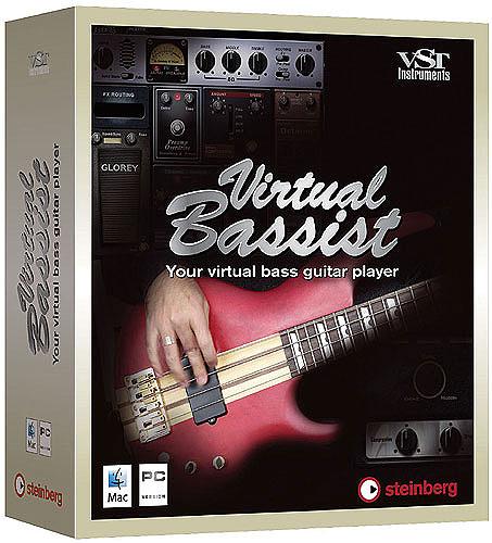 Steinberg Virtual Bassist (1 cd)