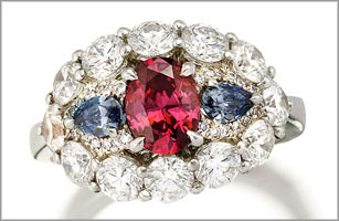 Red-hot diamond on block at Sotheby's Australia