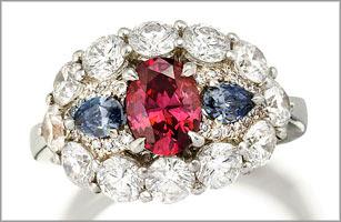 Red-hot diamond on block at Sotheby's Australia