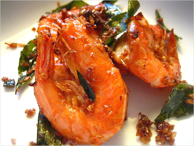 Butter Prawn Recipe