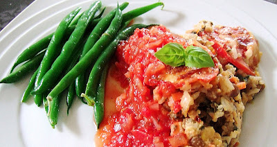 Vegetarian Meat Loaf - A Series of Kitchen Experiments
