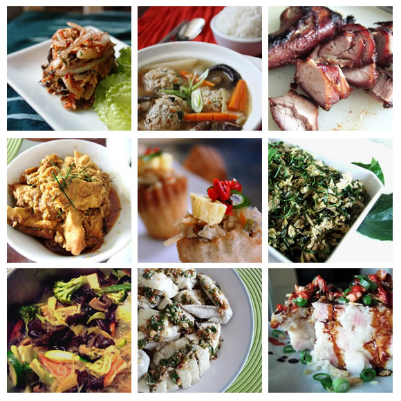 How to find good Chinese recipes?