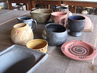 Objetos Artesanales Ceramica