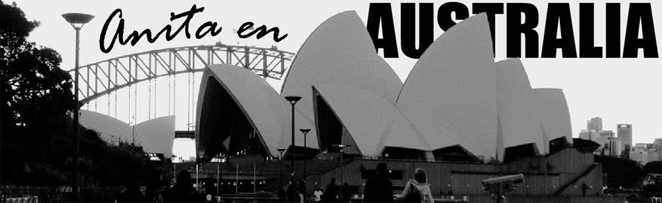 Anita en Australia
