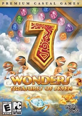 7 Wonders Treasures Of Seven   PC