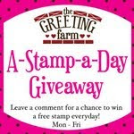 Chance to Win a Free Stamp Mon-Fri