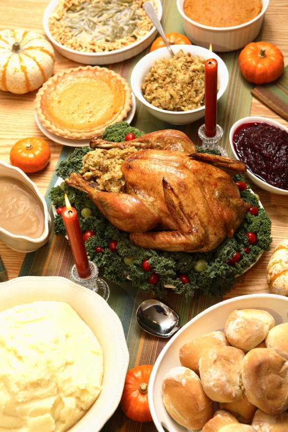 The Thanksgiving Dinner We Wish We Could Have
