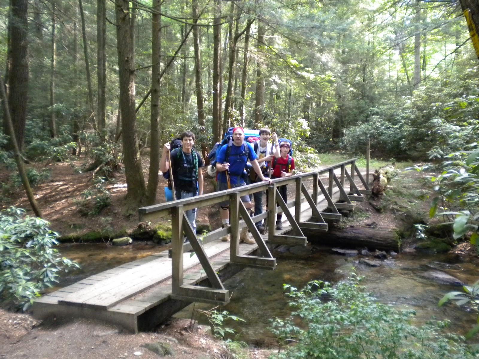 Appalachian Trail Mileage Chart : Facts & Information : SummitPost