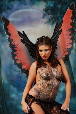 Body Painting Anima