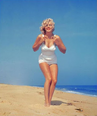 marilyn monroe bathing suit