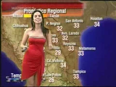 sexy weather girls