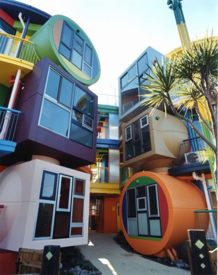 Curious Funny Photos Pictures Unusual Homes Around The World 27 Pics