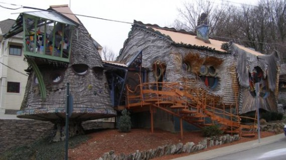 Curious funny photos pictures unusual homes around the for Houses around the world