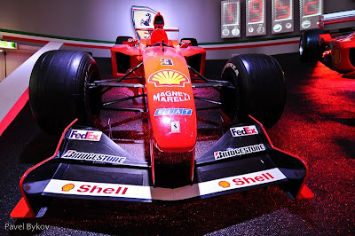 Ferrari Museum in Maranello Seen On www.coolpicturegallery.net